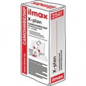 Ilmax X-plan - Армированный самонивелир для проблемных оснований, от 2 до 20мм, РБ, 25кг