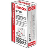 Ilmax 6715 Rapidplan - Быстротвердеющий самонивелир повышенной прочности, от 2 до 60мм, РБ, 20кг