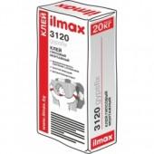 Ilmax 3120 gypsfix - Гипсовый монтажный клей, для внутренних работ, 20-30кг в ассортименте, РБ