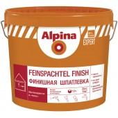Alpina Expert Feinspachtel - Готовая финишная шпатлевка 0-3 мм, РБ, 15-25кг