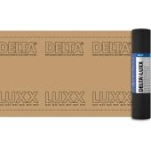 DELTA LUXX - Пароизоляционная плёнка с ограниченной паропроницаемостью размер 1,5*50 м, рулон 75 м2, Германия