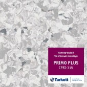 Tarkett Primo plus 315 - Напольное гомогенное ПВХ покрытие, м2