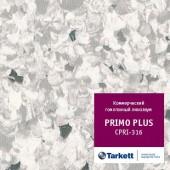 Tarkett Primo plus 316 - Напольное гомогенное ПВХ покрытие, м2