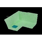 Kiilto Inside Corner - Готовый внутренний гидроизоляционный уголок, 120x90 mm, РФ