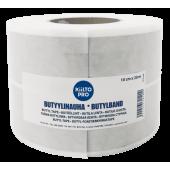 Kiilto Butyl Tape - Бутиловая лента для упрочнения углов гидроизоляции, 10 см × 20 м, РФ