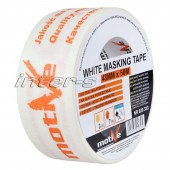 Motive White Masking Tape - малярная лента белая, размер 30-48мм*50м, Польша