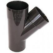 Муфта (тройник для трубы) SCALA PLASTICS (ПВХ), шт