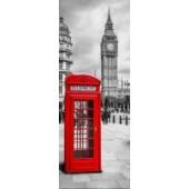 GreenBerry декоративное панно, 018 (Лондон), размер 103 * 270 см, 1 л.