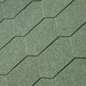 IKO №1 Хекс - Античный зеленый (№95), м2