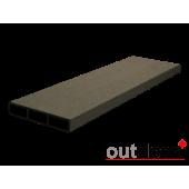 Outdoor доска заборная ДПК размер в ассортименте, шлифованная