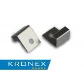 KRONEX крепеж стартовый для террасной доски 25мм