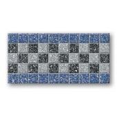 Tubadzin Tartan 1 мозаичный напольный бордюр 333x166 мм, шт