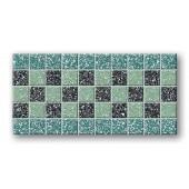 Tubadzin Tartan 2 мозаичный напольный бордюр 333x166 мм, шт