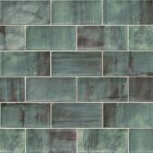 MAINZU 10x20 Verona verde настенная плитка, м2