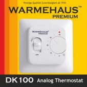 Терморегулятор WARMEHAUS DK 100, шт, Германия