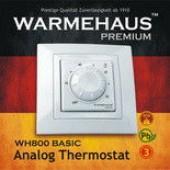 Терморегулятор WARMEHAUS Basic WH800, шт, Германия