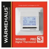 Терморегулятор WARMEHAUS WH600 PRO, шт, Германия