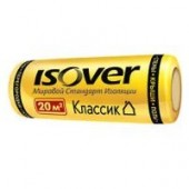 Изовер Классик - Универсальный утеплитель в рулонах, 20 кв.м, РФ, упак.